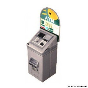 ATM (kmb_atm1_2) [19324] - object of SA-MP and GTA San Andreas