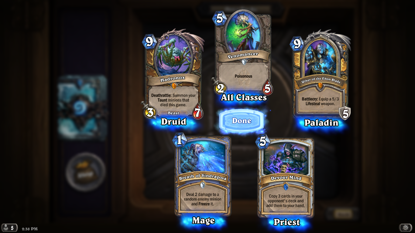 Hearthstone 2 legendary in one pack