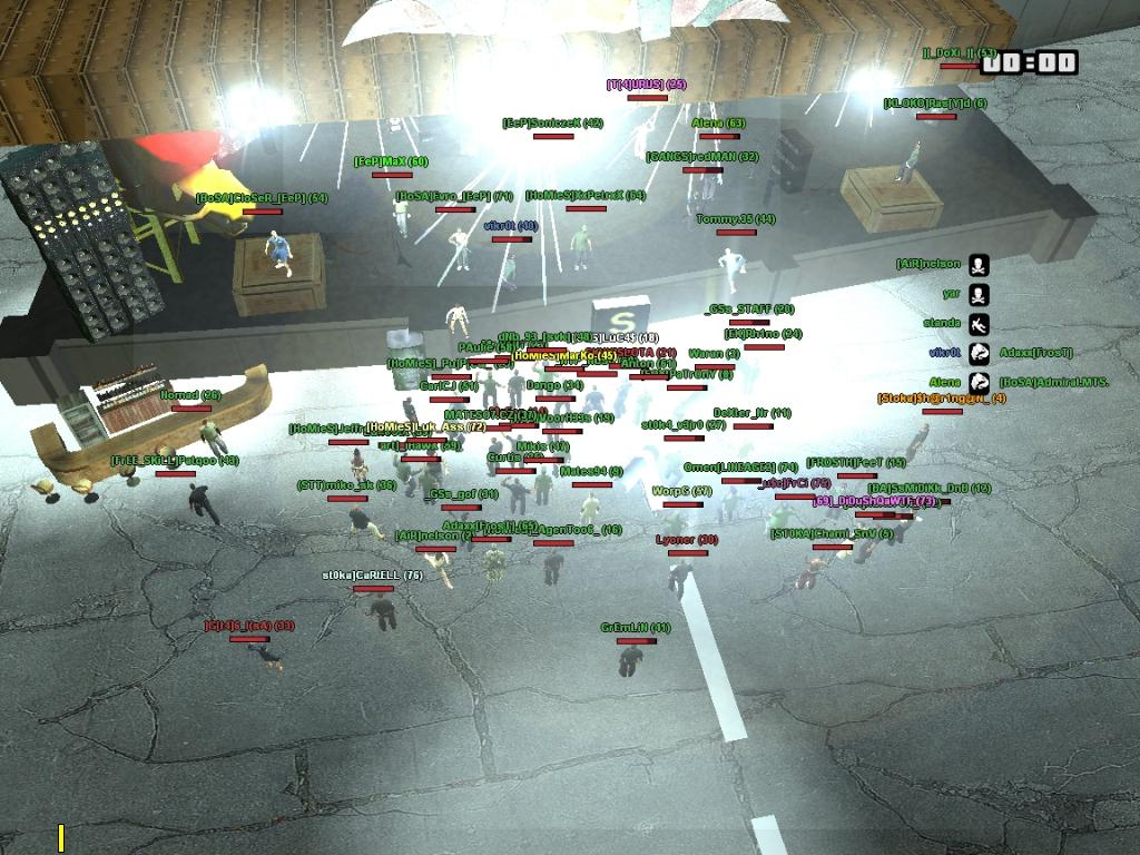 Xmas Party 2009 02
