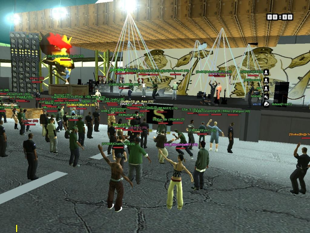 Xmas Party 2009 01