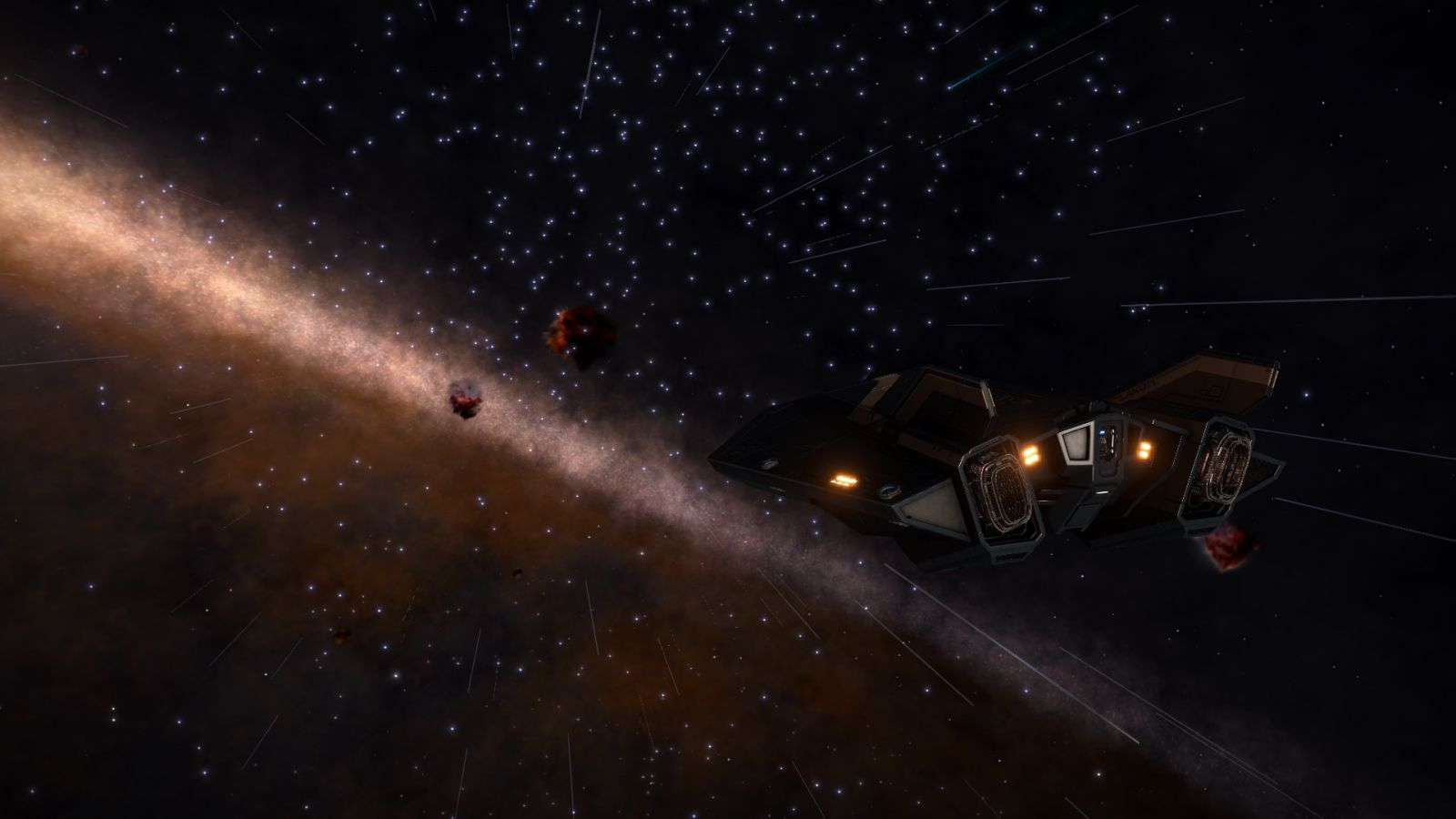 On the way to Colonia.